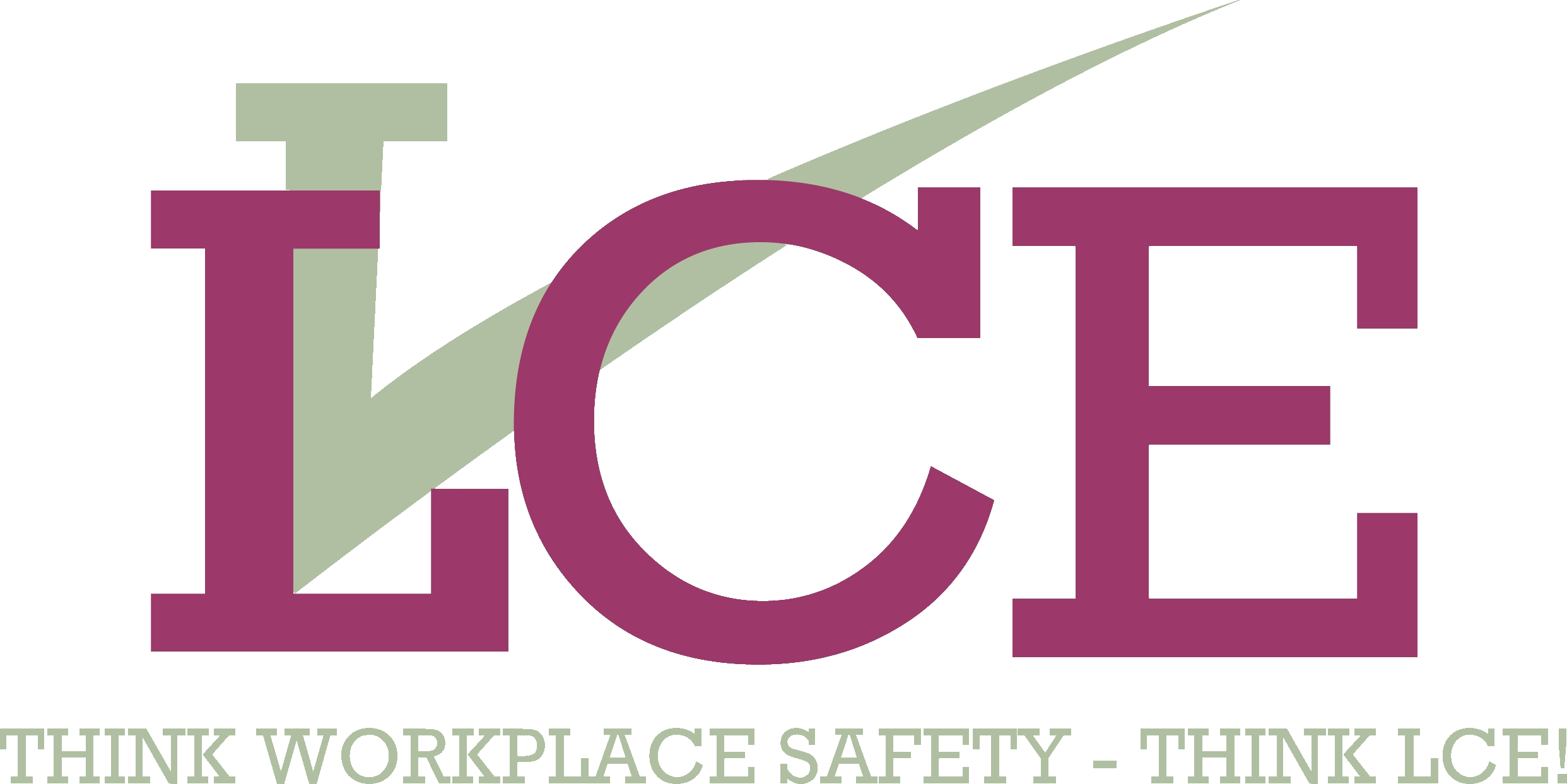 LCE Workplace Safety Logo